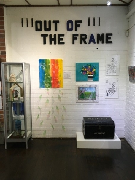 Out of the Frame Exhibition Seniors Festival, Port Macquarie Museum --
